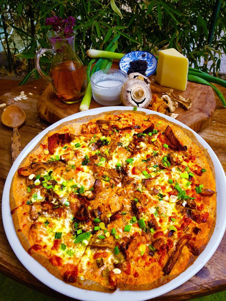 Пица на пещ с доставка до вкъщи