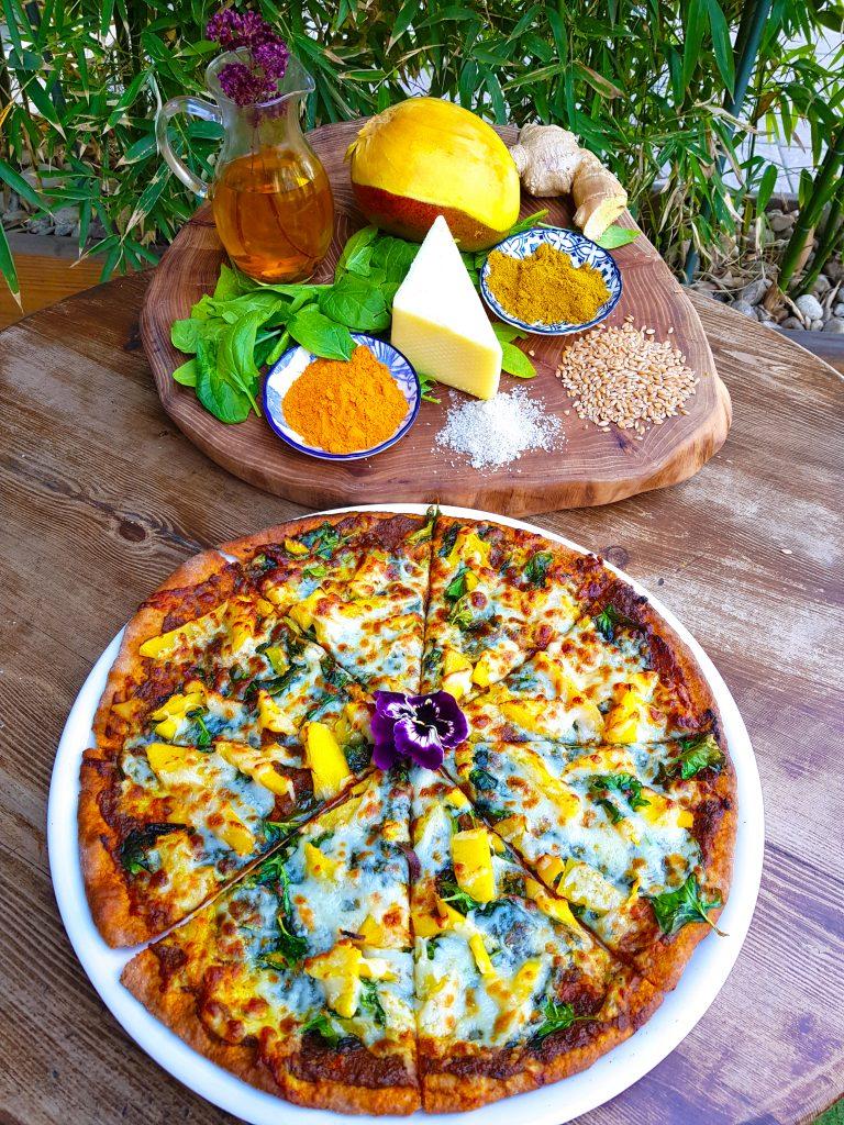Здравословна пица с доставка до вкъщи