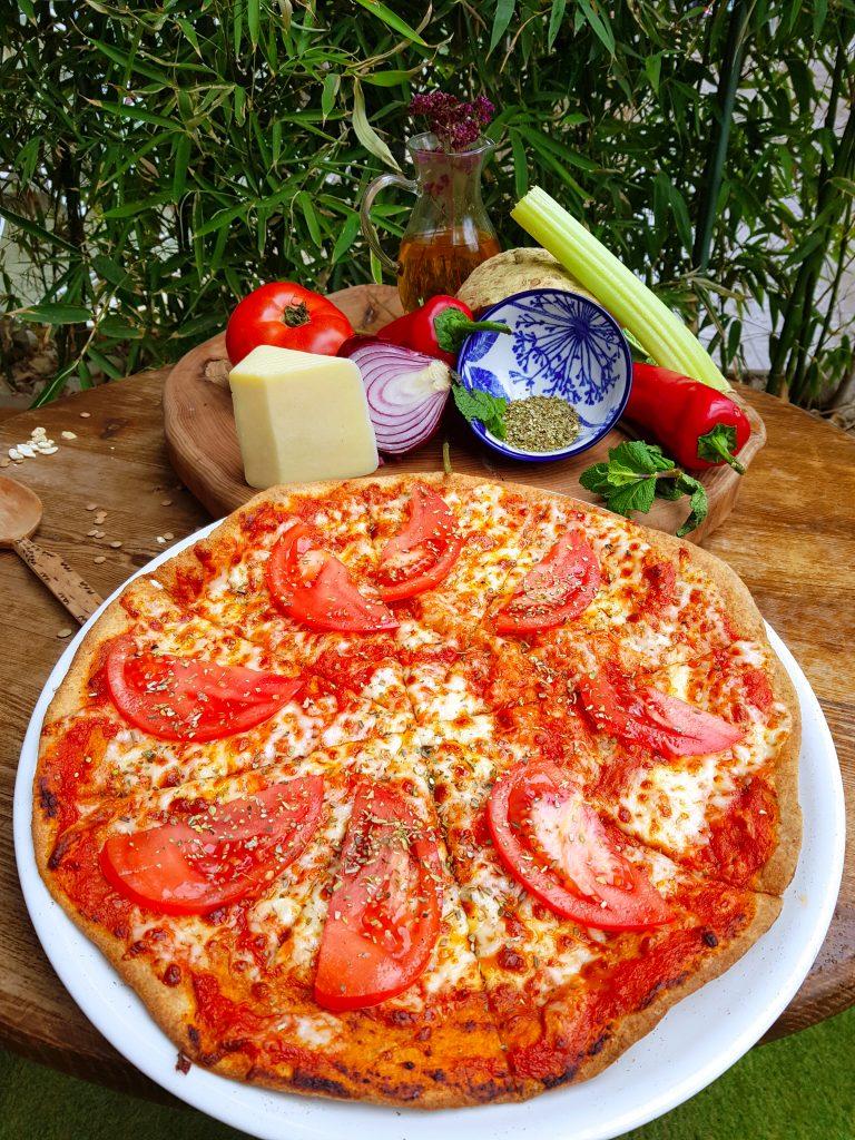 пица с квасено тесто